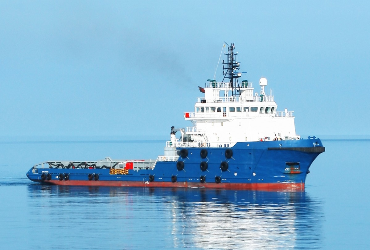 Design basis for offshore supply vessels