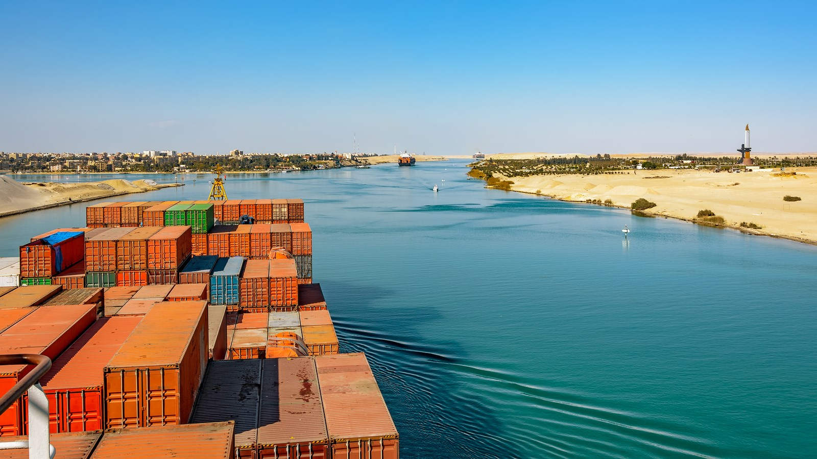 WSS deploys dedicated team for Suez Canal | SAFETY4SEA