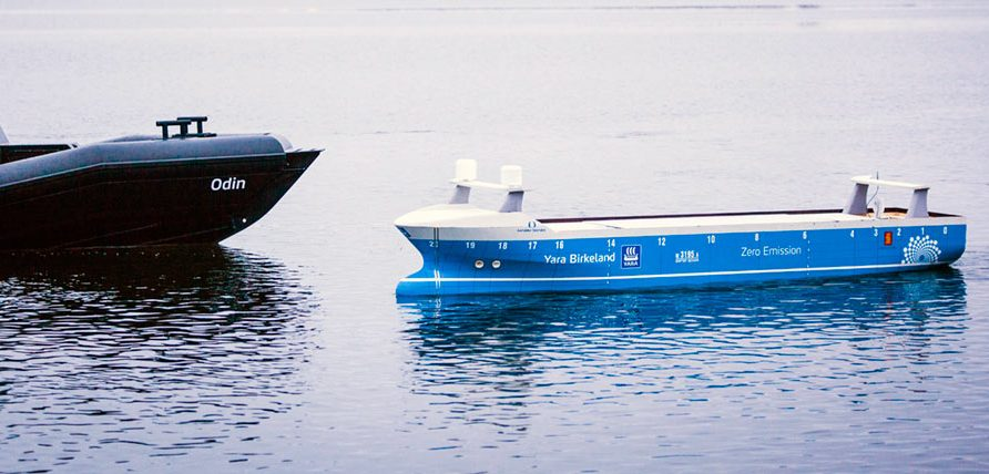 test-bed for autonomous ships opens in norway